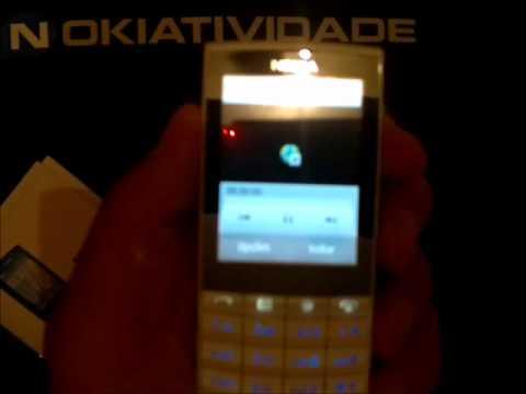 Nokiatividade Testes - Nokia X3-02 Browser e Youtube