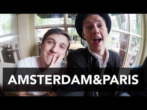 THELINEUP MENSWEAR IN AMSTERDAM & PARIS