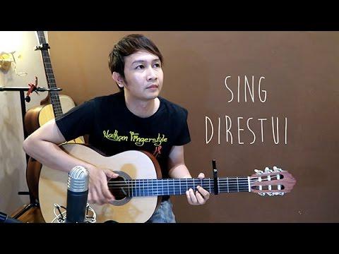 download lagu Mahesa & Dewi Cinta Sing Direstui - Nathan Fingerstyle  Guitar Cover gratis