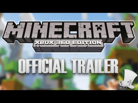Official Trailer for Minecraft: Xbox 360 Edition