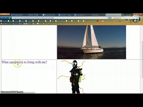 Seamonkey Demonstration