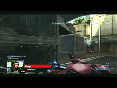 MLG Dallas 2010 Nationals ♦ Saturday Night ♦ Instinct vs Triggers Down ♦ Part 2