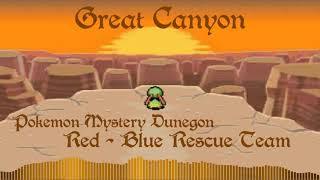 Great Canyon - Remake (Pokemon Mystery Dungeon Red/Blue Rescue Team)