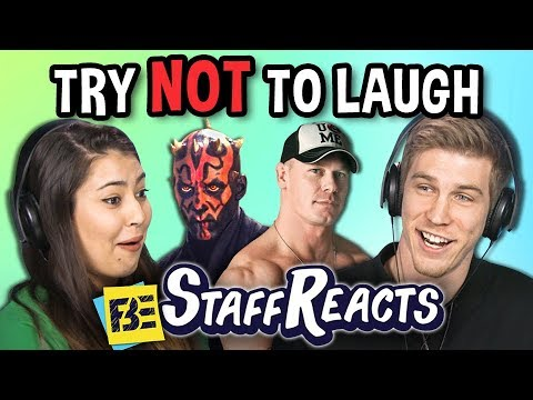 Try To Watch This Without Laughing or Grinning Battle #7 (ft. FBE Staff)