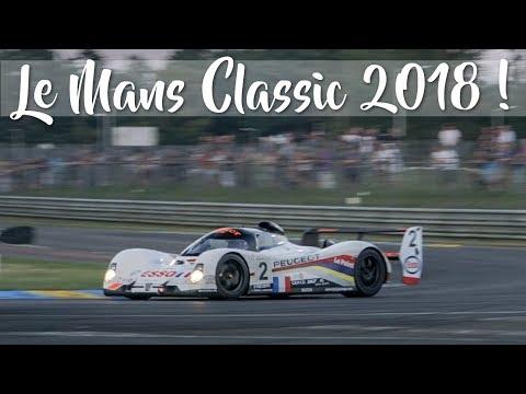 LE MANS CLASSIC 2018 !!! L'Experience... thumbnail