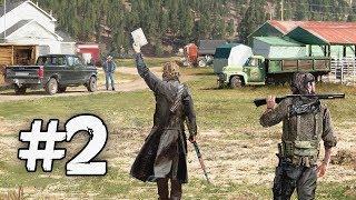 LÂU LẮM MỚI CO-OP VỚI HUYK - Cùng chơi Far Cry 5 | Phần 2