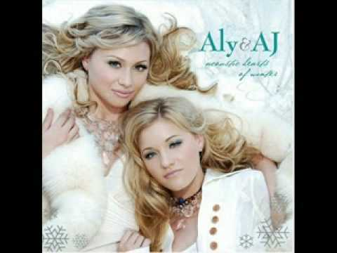 07. Aly & AJ- Ill Be Home For Christmas HQ + Lyrics
