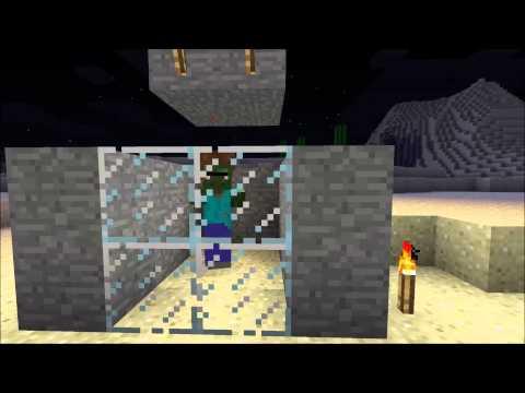 LiGa Minecraft Jak vyléčit zombie vesničana