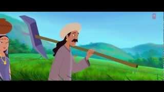 Krishna Aur Kans - Ayega Koi Ayega Advent Of Krishna [Full HD Song] By Sonu Nigam I Krishan Aur Kans