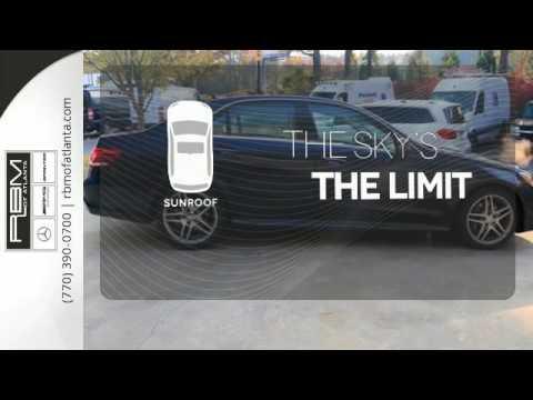 Certified 2015 Mercedes-Benz E-Class Atlanta GA Sandy Springs, GA #U13515