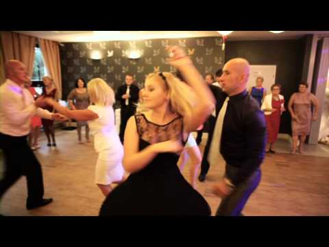 Zabawny Skrót Ślubu I Taneczny Skrót Wesela