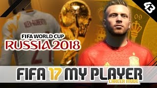 2018 FIFA WORLD CUP FINAL! | FIFA 17 Career Mode Player w/Storylines | Episode #43