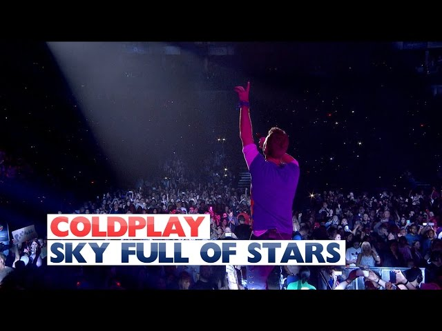 Coldplay - 39A Sky Full Of Stars39 Live at The Jingle Bell Ball 2015