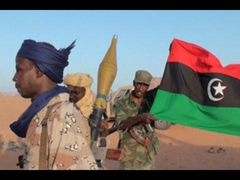 Libya border trafficking