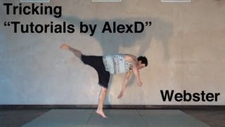 """""""Tricking Tutorials by AlexD"""" - Webster/Loser """"RUSSIAN"""""""
