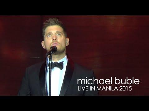 Justice Live in Manila Michael Bublé Live in Manila