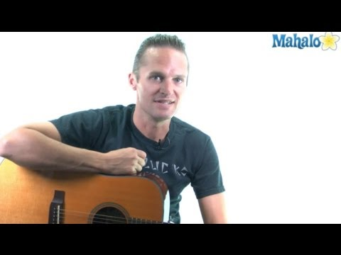 "How to Play ""I Heard It Through the Grapevine"" by Marvin Gaye on Guitar"