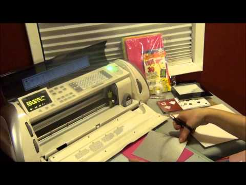 Episode 34 - Embossing with your Cricut
