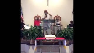 Rev. Dr. Aaron Willford Jr.: Psalms 4: 1,4-5 Calling on God In a Tight Place