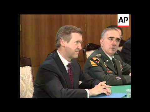SOUTH KOREA: US DEFENCE SECRETARY COHEN VISIT