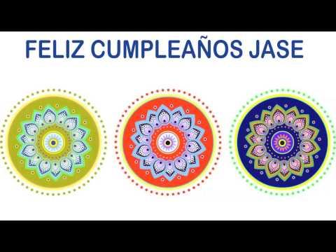 Jase   Indian Designs - Happy Birthday video
