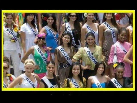 Thelma Rodriguez en Miss Universo