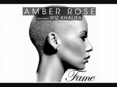Amber Rose Ft Wiz Khalifa - Fame
