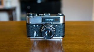 FED 5B // 35mm film // Kodak Tri-X 400