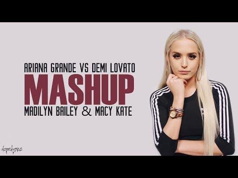 download lagu Ariana Grande Vs Demi Lovato Mashup Ft. Madilyn Bailey gratis