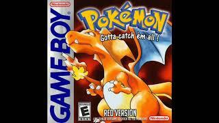 Menu Main (Broken Version) - Pokemon Red,Blue
