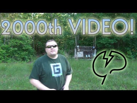 Guude's 2000th Video!