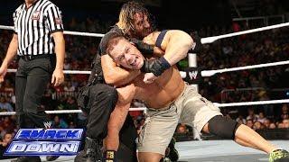 John Cena vs. Seth Rollins: SmackDown, Dec. 27, 2013
