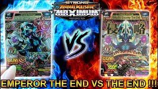 GALACTIC EMPEROR THE END VS THE END, SAYA MENYERAH !!! - STRONG ANIMAL KAISER MAX 4 #8