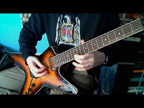 Zombie Inc (In Flames) Cover
