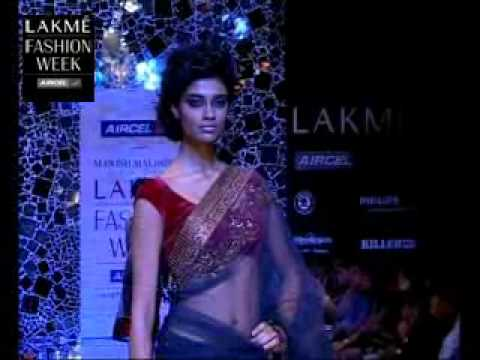 Manish Malhotra - Lakme Fashion Week - Winter Festive 2010