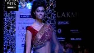 Manish Malhotra - Lakme Fashion Week - Winter Festive 2010