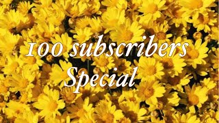 100 subscribers special ❤️❤️❤️|tysm🤩|Read Desc|