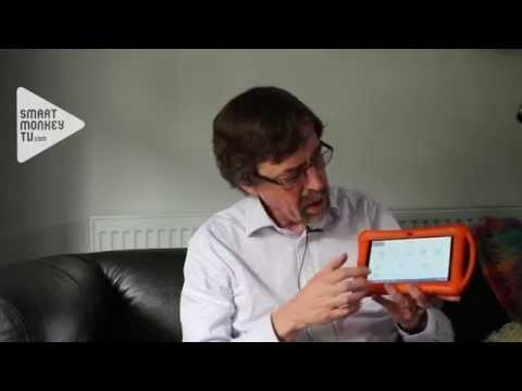Mark Bennett, iSchool on using low cost tablets to change learning methods in Zambia