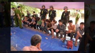 Hơn 100 cảnh sát đột kích sòng bạc của ông trùm khét tiếng Sài Gòn