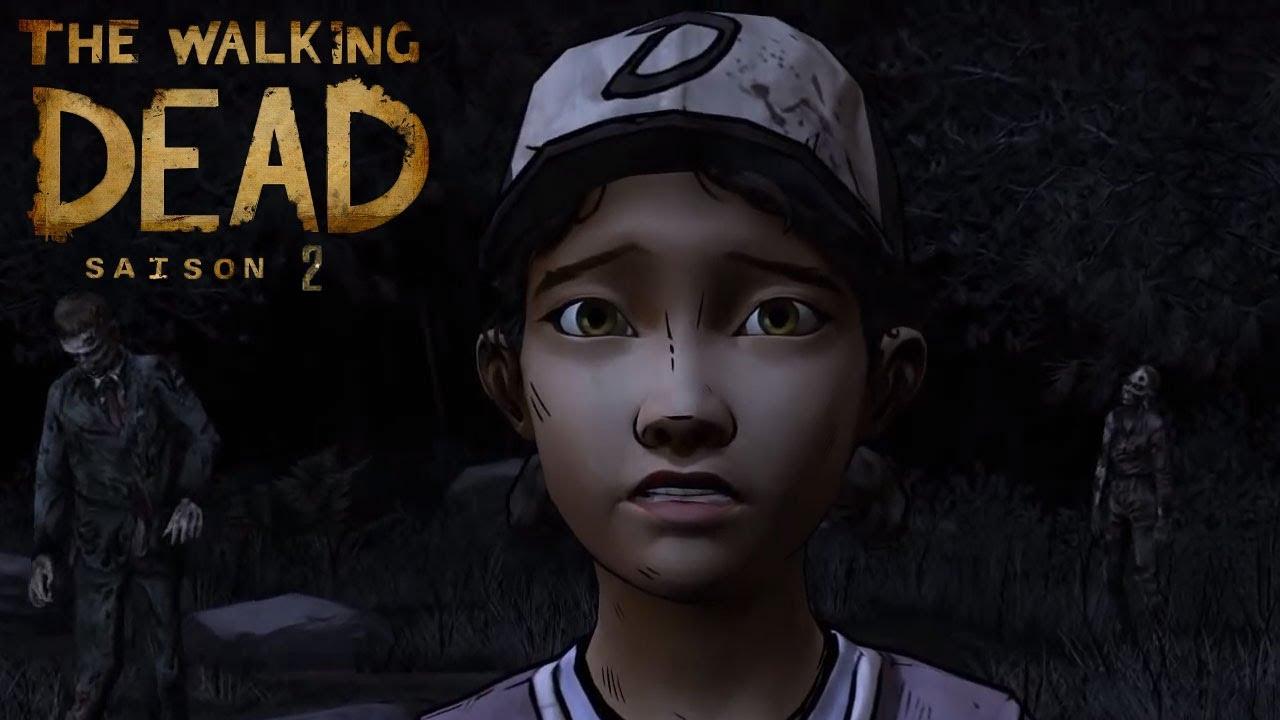 Let s play the walking dead saison 2 ep1 traduit en direct