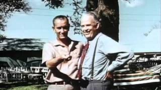 Lady Bird Johnson Home Movie #26: Friends visit the LBJ Ranch, Fall 1955