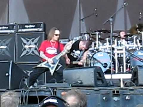 Annihilator (guest Alexi Laiho) - King Of The Kill - Live at Heavy MTL 2011