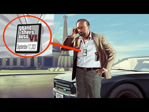 I FOUND THE GTA 6 RELEASE DATE IN GTA 5!