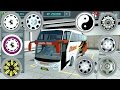 Cara Pasang Wheel Dop Bussid & Ganti Livery Secara Gratis Bussid