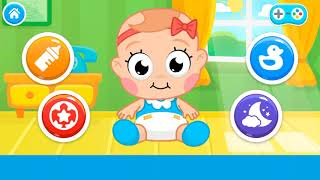 Baby Care Videos   Youtube Kids Videos for Toddlers   Educational Baby Games