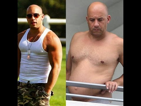 Vin Diesel Lost All His Gains !! Dad Bod !