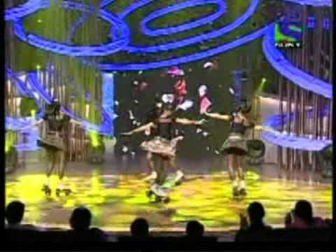 Blind fold Skate Dance by Meena Dance Academy