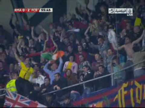 Real Madrid Vs Barcelona 0-2 All Goals - (10/4/2010) Messi&Pedro Video