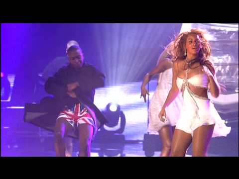 Beyonc - Crazy in love (Live at Brit Awards) Music Videos