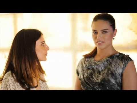 Alice Ferraz entrevista a top Adriana Lima